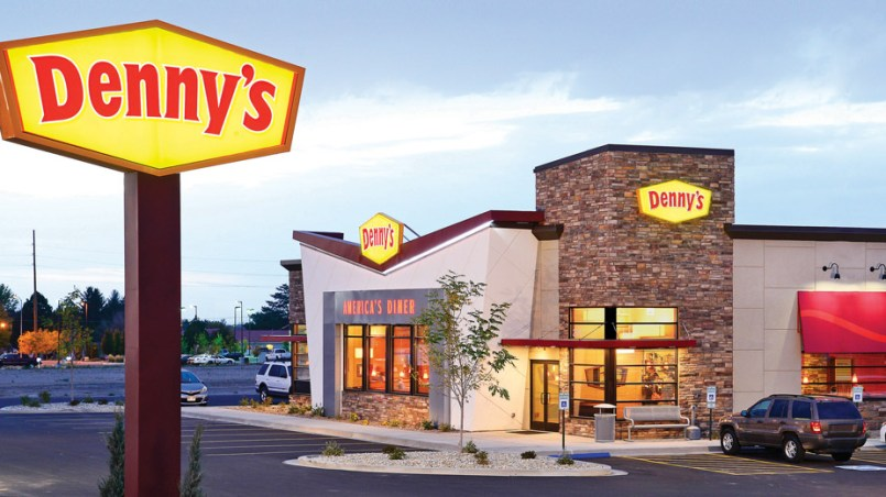 Denny's Menu With Prices 2021