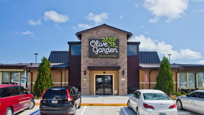 Olive Garden Menu With Prices 2021